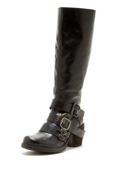 I need these boots to ride on the Harley... Coconuts by Matisse Outlawed Boot by Matisse on @HauteLook