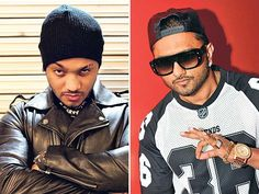 Rapper Raftaar says he still considers his former band mate Yo Yo Honey Singh, who failed to recognise him at an event, as his brother. Holi Party, Yo Yo Honey Singh, Holi Celebration, Hit Songs, Tv, Singers, Rapper, Brother, Mens Sunglasses