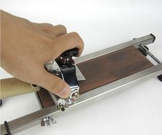 skiving knife sharpener tool.Leather Craft Tools -MLT-025 by MyLeatherTool on Etsy