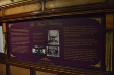 Swindon Steam Museum: Royal Saloon - information