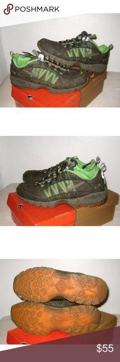 Nike Air Humara Premium ACG Camo Green