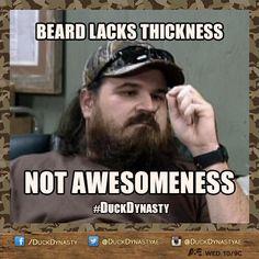 Duck Dynasty Beard pride lol