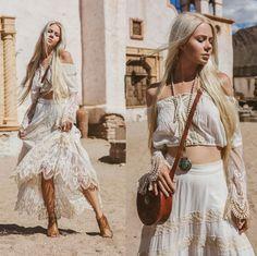 6 formas de usar crochê - street style - summer - handmade