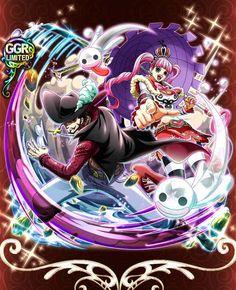 One Piece Mihawk & Perona Anime Echii, Manga Anime One Piece, One Piece English Sub, One Piece Photos, Cute Goth, One Peace, Fanart, Online Anime, One Piece Luffy