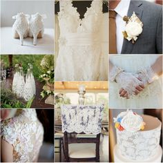 {Wedding Trends} Elegant Lace Wedding Ideas for Wedding 2013-2014