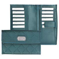 Klassische Brieftasche - LM Cuir - Kleine Lederwaren - Longchamp - Minze - Longchamp Deutschland
