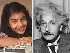 Lydia Sebastian, 12-year-old Indian-origin girl with IQ higher than Albert Einstein - The Economic Times