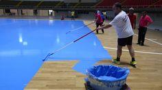 FIFA Futsal World #Cup in Colombia with sports #floor parquet Dalla Riva Italy