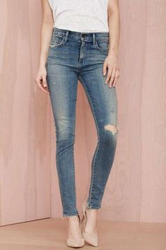 Citizens of Humanity Rocket High Rise Skinny Jean - Clothes