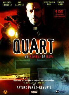 Quart [Vídeo]: el hombre de Roma . Ficha artístico-técnica: http://www.filmaffinity.com/es/film960039.html Signatura: CINE (ARQ) 203   Na biblioteca: http://kmelot.biblioteca.udc.es/record=b1436329~S1*gag