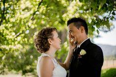 Brautpaarfotos mit Hochzeitsfotograf aus München am Tegernsee am Gut Kaltenbrunn