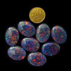 Opal Triplets 16x12 mm