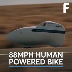 Amazing bicycle reaches speeds above 85MPH using only human power  🚵🚴 #cycling #bike #ebike #time #love #music #life #today #day #video #work #game #girl #weekend #mountain #running #mtb #roadbike #cyclist #roadcycling #riding #bitcoin #blockchain #ecommerce #fashion #tips #news #switzerland #suisse #svizzera ➡️  https://buybike.shop https://video.buffer.com/v/5a869591846cf74d089549ee