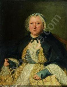 Attribued AVED Jacques André Joseph Camelot, (Le Batave), 1702-1766 (France)