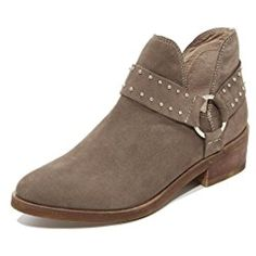 Women's Leon Western Booties ** To view further for this item, visit the image link. (This is an affiliate link) #AnkleBootie
