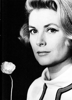 Grace Kelly by Yul Brynner