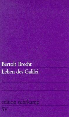 Bertolt Brecht, Life of Galileo، زندگی گالیله از برت برشت
