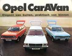 Opel Reklame