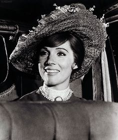 Julie Andrews in: 'Darling Lilli', Julia And Julie, Julie Andrews Movies, Classy People, Carol Burnett, My Fair Lady, Child Actresses, October 1, Sound Of Music, Musicals
