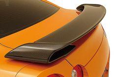 Zele Dry Carbon Fibre Rear Wing | Nissan R35 GTR | Tuning Boost