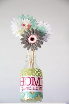 Pollen-Free Spring Flowers! blog from Creative Memories