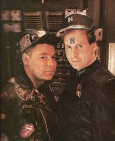 I pinned this because.... Red Dwarf