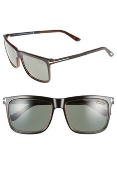 437ec18a53d Tom Ford  Karlie  57mm Polarized Sunglasses