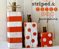 diy pumpkin fall decor by Simply Kierste