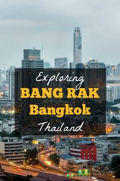 48 Hours in Bang Rak, Bangkok, Thailand | This lesser-known neighborhood of Bang Rak is home to some of Bangkok's coolest off-the-beaten path attractions and it's a great place to stay near Chinatown, Walking Street, and the Chao Phraya River. Here's everything you need to know for your visit to Bang Rak, Bangkok, Thailand.
