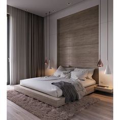 Discover design ideas for the master bedroom curated by Boca do Lobo … – Claire C. - home/home Discover Design Ideas for the Master Bedroom Curated by Boca do Lobo . Modern Master Bedroom, Modern Bedroom Design, Master Bedroom Design, Luxury Interior Design, Home Decor Bedroom, Home Design, Master Bedrooms, Design Ideas, Gray Bedroom