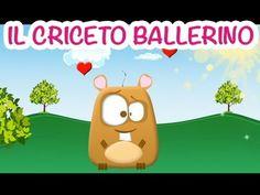 Il Criceto Ballerino - canzoni per bambini e bimbi piccoli _ baby dance music - YouTube