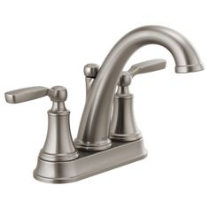 Bathroom Faucets | Delta Woodhurst | BN