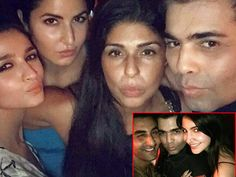 Inside Pics: Karan Johar's birthday party was the most glamorous event of the year!