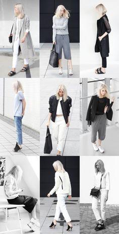 Recap: April outfits
