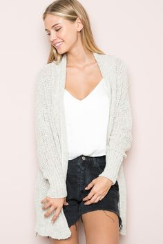 Brandy ♥ Melville | Briana Cardigan - Clothing
