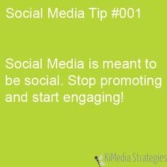 Keep Social Media Social #SWTampa