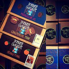 So excited for this hot chocolate delivery #jazandjuls #hotchocolate #organic #handmade #artisan #daphnes_coffee_shop #coffeevan #oxfordshire #warwickshire #nationalchocolateweek #delicous  Yummery - best recipes. Follow Us! #nationalchocolateweek