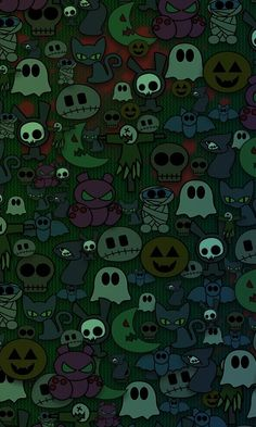 Download 480x800 «Halloween_800_4» Cell Phone Wallpaper. Category: Holidays