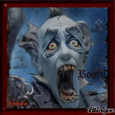 Things That Go Bump in the Night ~ Jacob Marley