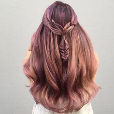 "2,782 curtidas, 25 comentários - Hairbesties Community (@guytang_mydentity) no Instagram: ""Amazing color and style by @sammcginnhair @tracilaster @kimwasabi @hairbykacie1 using…"""