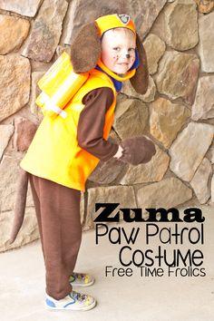 zuma-paw-patrol-costume dress up www.freetimefrolics.com