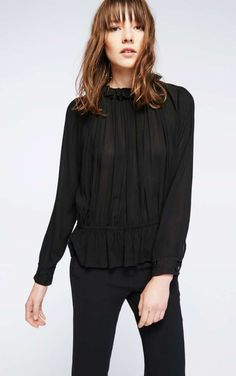 Fall favorite, sweet top. by Ba&sh - JAGGER TOP