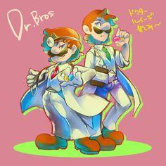 Dr. Luigi & Dr. Mario.