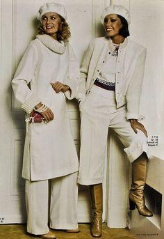 1977 Fashion, 70s Women Fashion, Seventies Fashion, 60s And 70s Fashion, Vogue Fashion, Fashion Story, Fashion Photo, Retro Fashion, Vintage Fashion