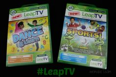 """LeapTV """"Leap Into Gaming"""" MommyParty - *#LeapTV #sponsored #MommyParties"""