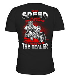 WHEN SPEED IS YOUR CHOICE