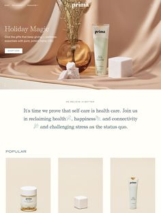 The Best 255 eCommerce Landing Page Design Inspiration - Lapa Ninja Web Design Trends, Ecommerce Website Design, Homepage Design, Web Design Inspiration, Minimalist Web Design, Modern Web Design, Flat Design, Website Layout, Website Ideas