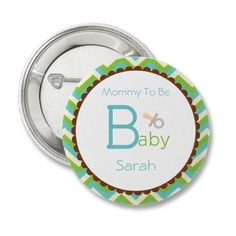 Mommy To Be button.