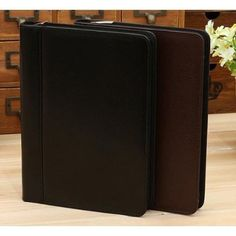 Business Office A4 B5 A5 A6 A7 Pu Leather Bound Notebook