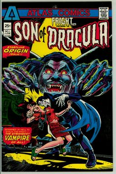 Targitt #1 From Atlas Comics In Nice Shape !!!!! Products Are Sold Without Limitations Bronze Age (1970-83)